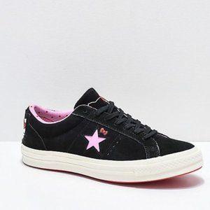 NWOB RARE Converse One Star Hello Kitty Sneaker